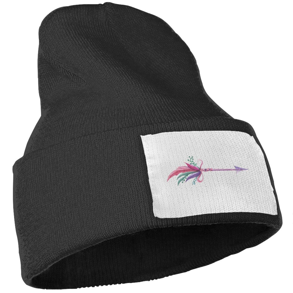 Feathered Arrow Unisex Fashion Knitted Hat Luxury Hip-Hop Cap