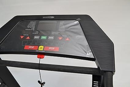 Steelflex Treasures dmill XT de 6800 cinta de correr: Amazon.es ...