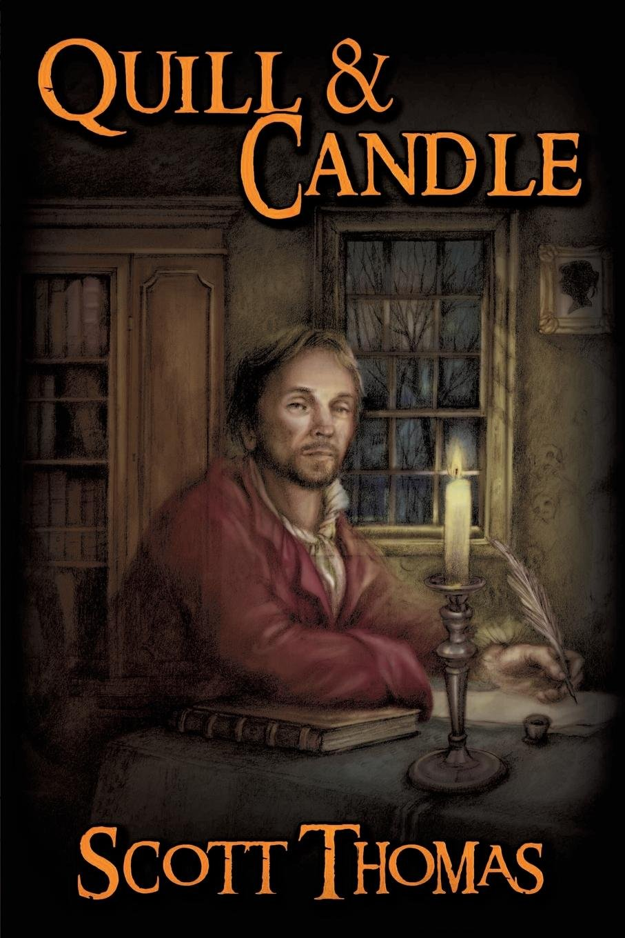 Quill & Candle: Scott Thomas, Erin Wells: 9781626410916: Amazon.com: Books
