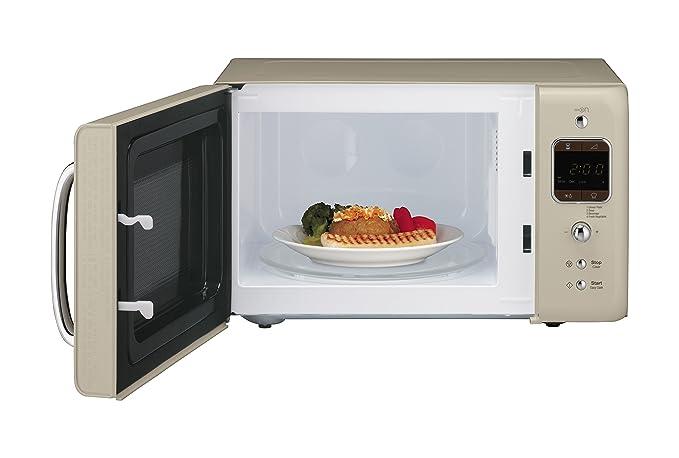 Daewoo KOG-6LBC - Microondas 20 litros digital con grill, 800 W ...