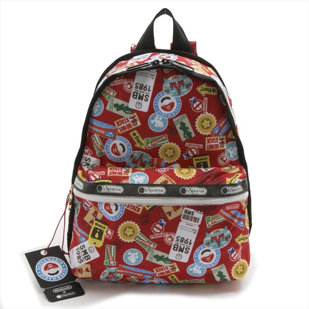 (レスポートサック) LeSportsac 7812 Basic Backpack ベーシック バックパック レディース G356   B07DQCWY3B