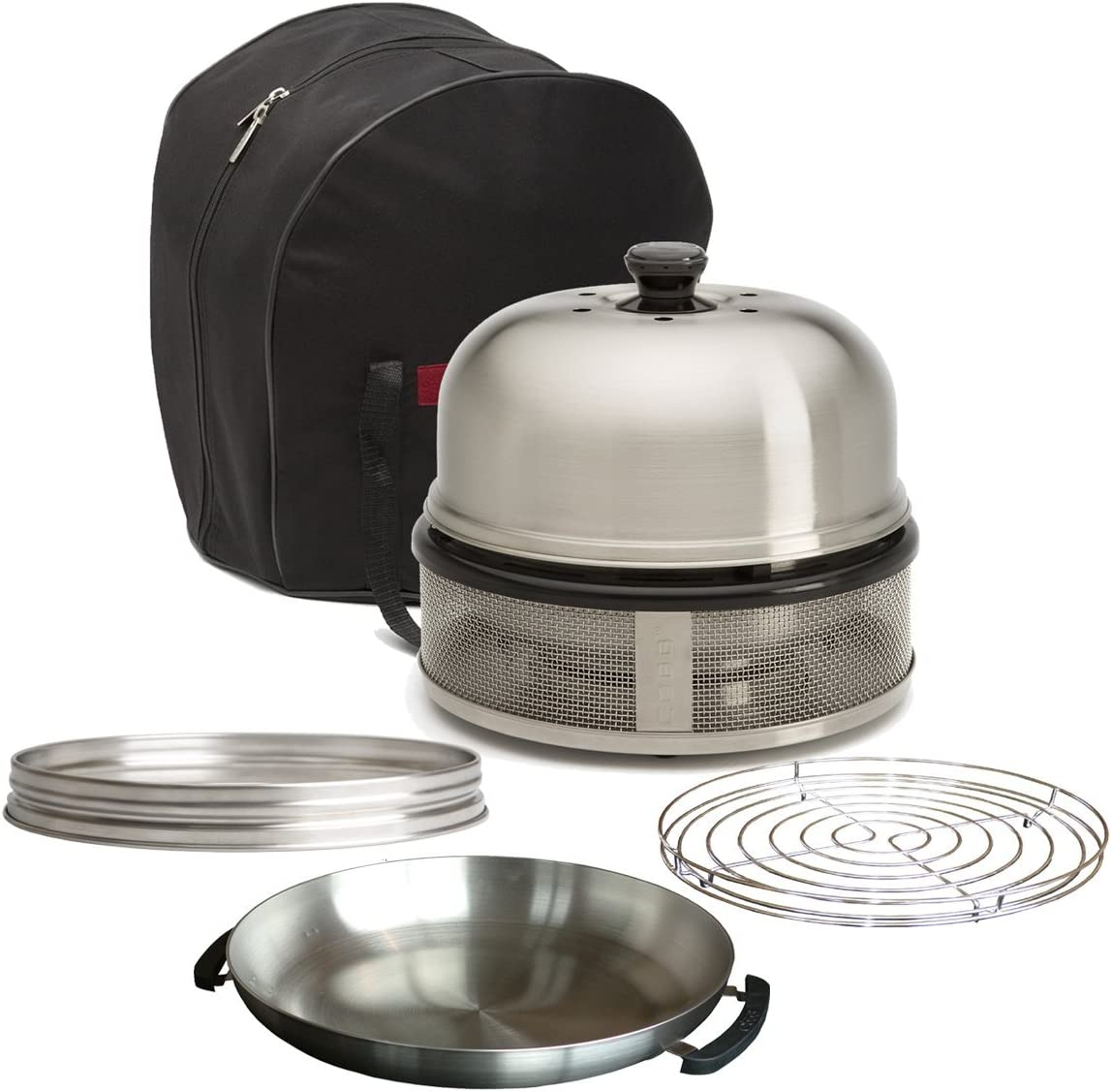 Cobb Premier Compact Combo 4 Compact Extension /& Fry Dish Includes Cobb Bag Rack