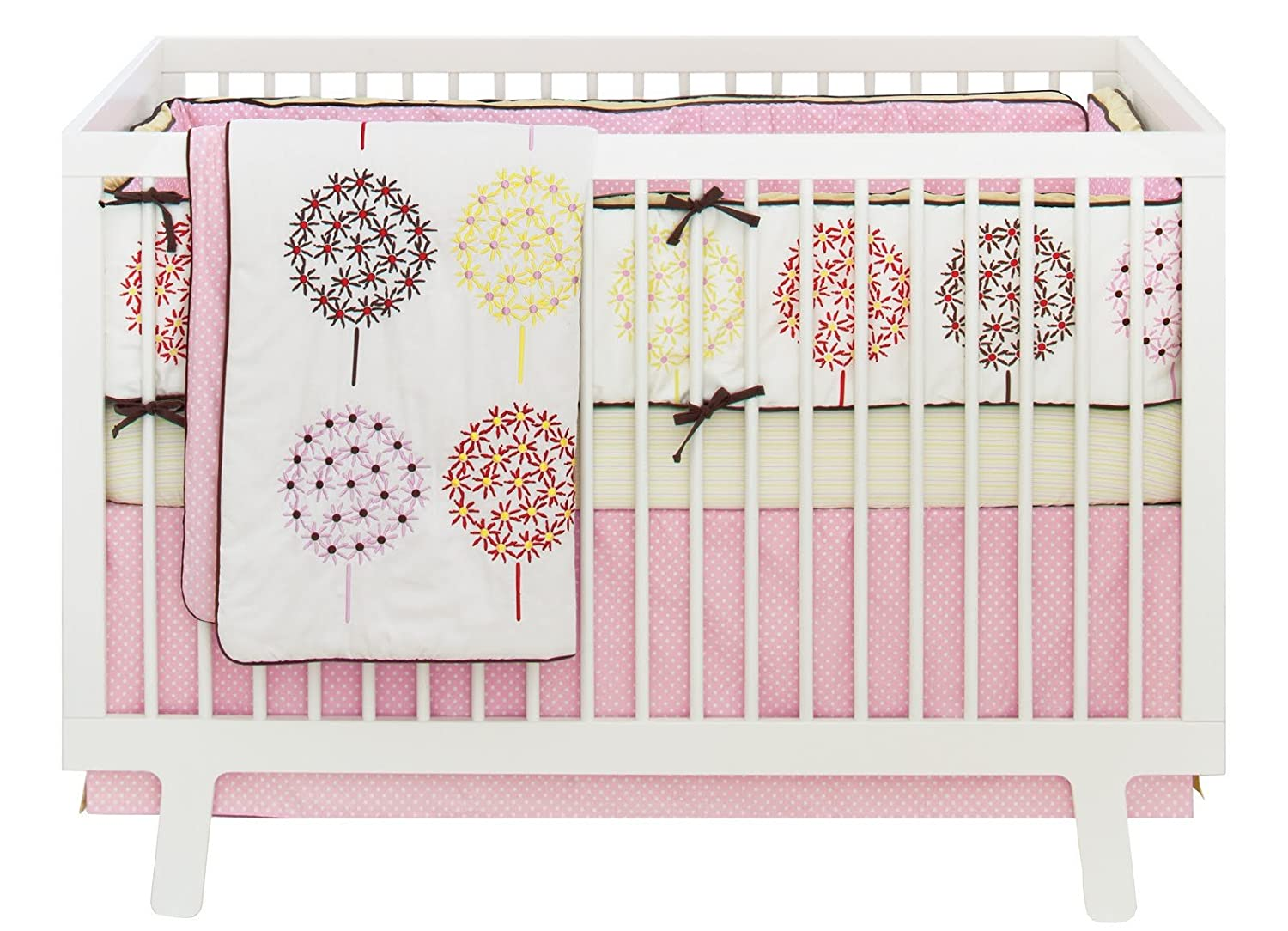 Amazon Com Skip Hop Piece Crib Bedding Set Flower Burst