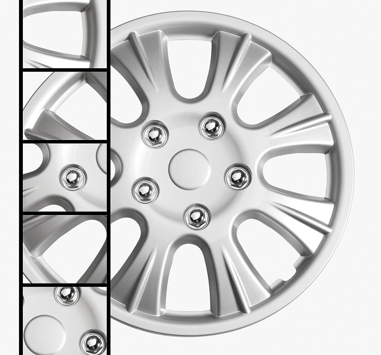 Amazon.com: SUMEX 5060087 Hub Cap (CAR+ Original 14