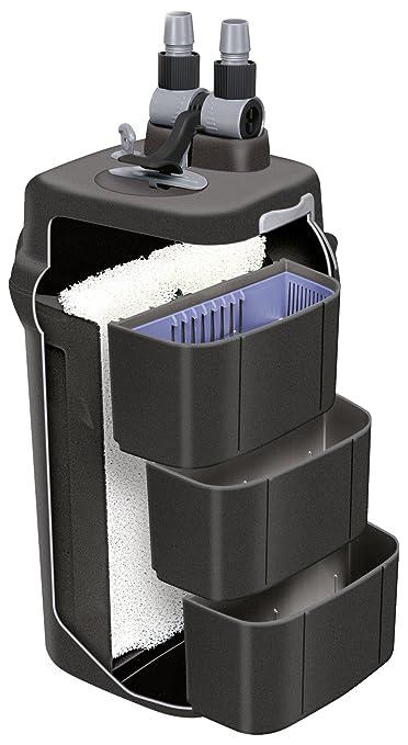 Amazon.com : Fluval 205 External Canister Filter - 110V, 180 gallons per hour : Aquarium Filters : Pet Supplies