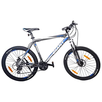 Buy Giant Rincon Disc Hi End Bicycle Grey Online At Low Prices