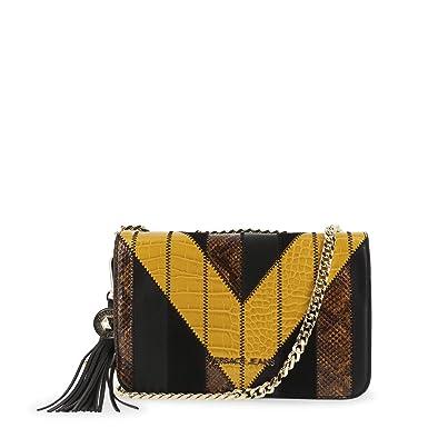 eecc45d296bb1 Amazon.com: Versace Jeans Women's Crossbody Bags, E1VSBBP1_70717_ML0 ...