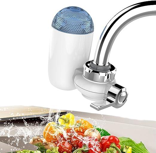 PowerLead - Filtro de Agua para Grifo, Sistema de Filtro de Agua ...