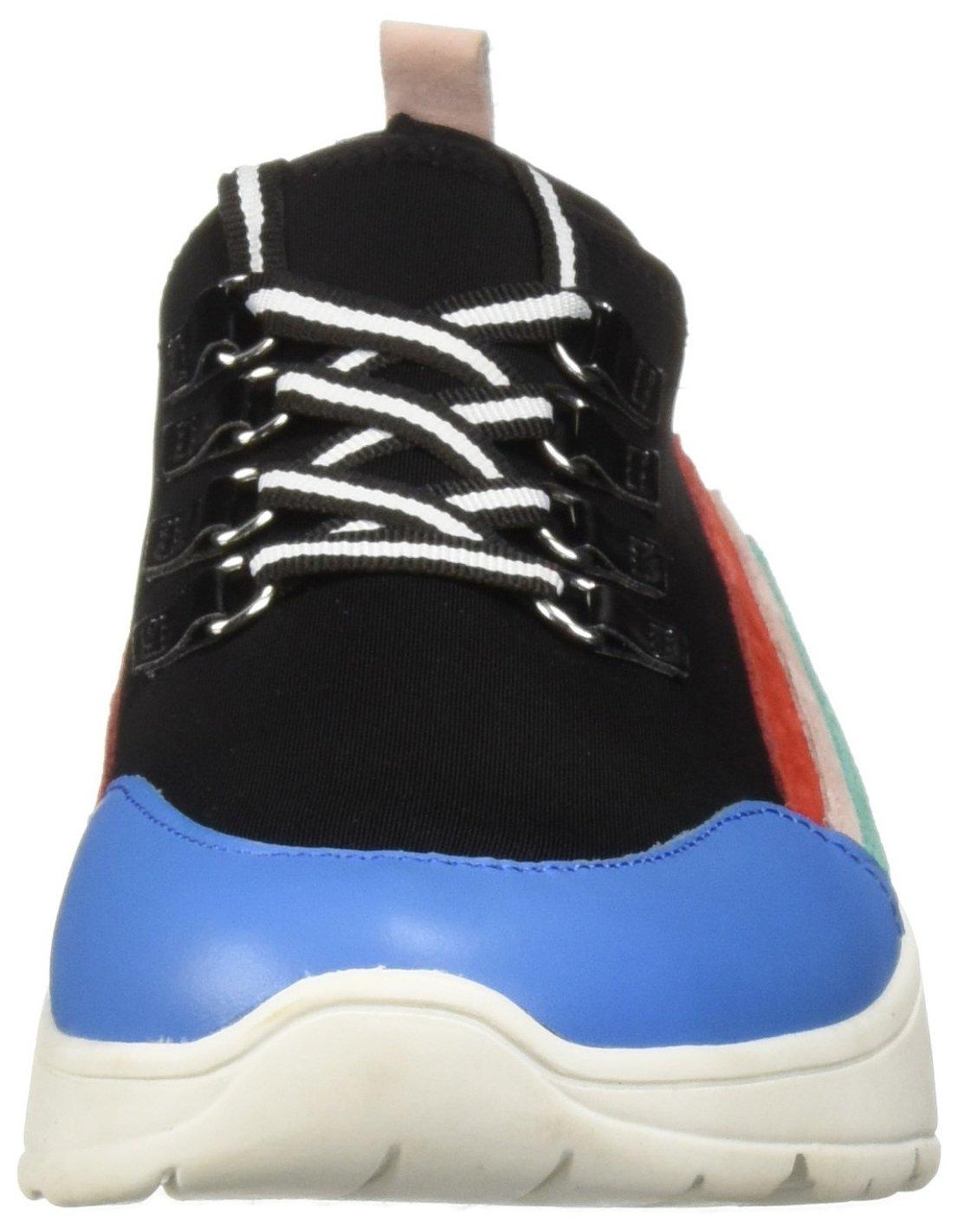 Steve B079M4HMGW Madden Women's Cavo Sneaker B079M4HMGW Steve 8.5 B(M) US|Black/Multi 9d7243