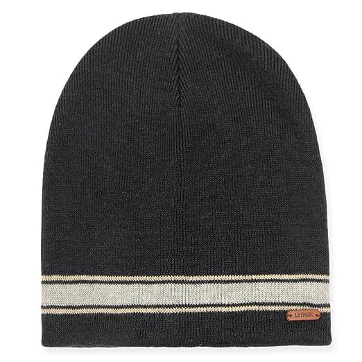 LETHMIK Merino Wool Daily Beanie f6af6a012d0b