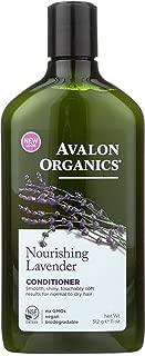 product image for Avalon Organics Lavender TEA TREE Scalp Treatment Conditioner, 11 Ounce Bottle