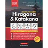 Learn Japanese Hiragana and Katakana – Workbook for Beginners: The Easy, Step-by-Step Study Guide and Writing Practice Book: