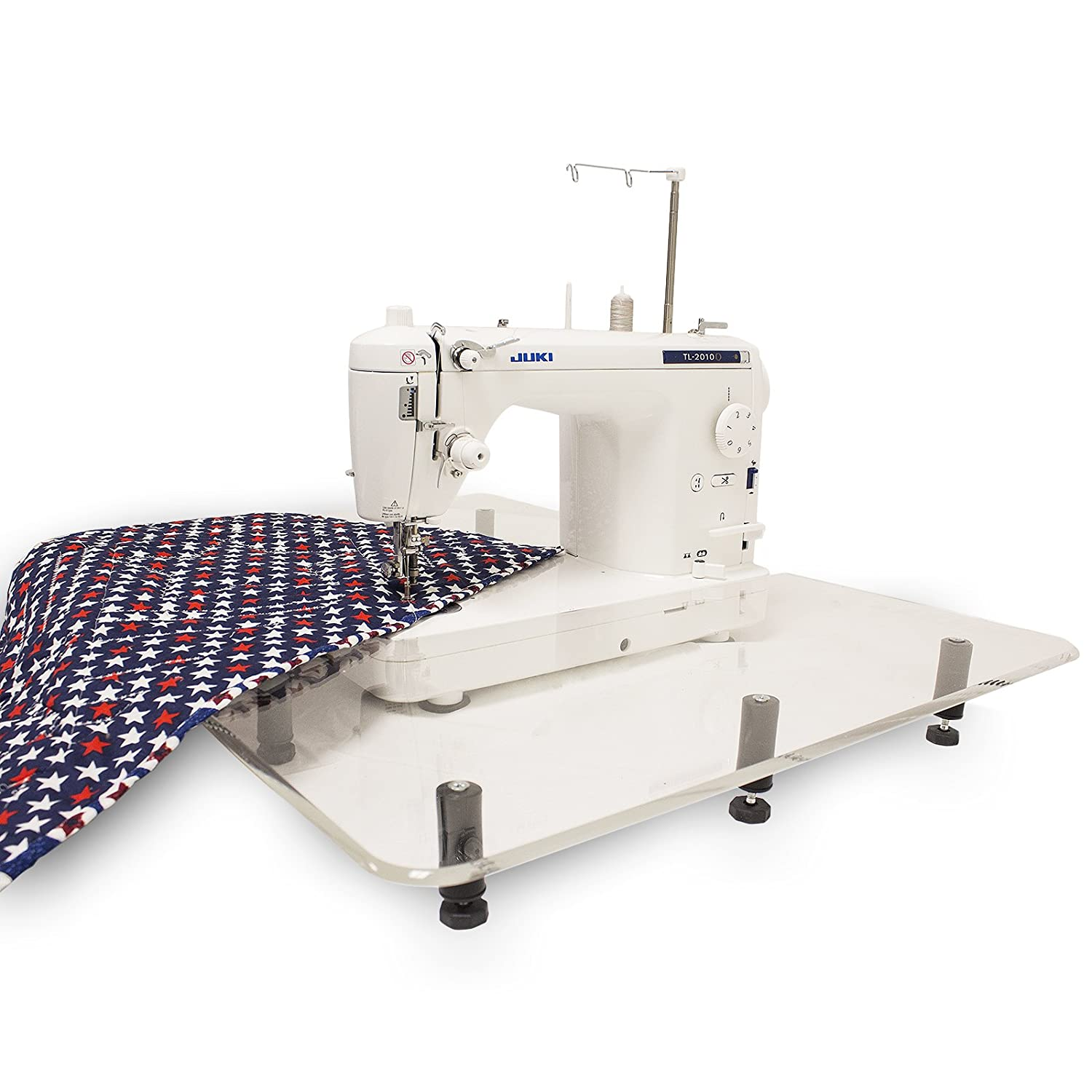 Juki TL Series Large Extension Sit Down Quilter Table