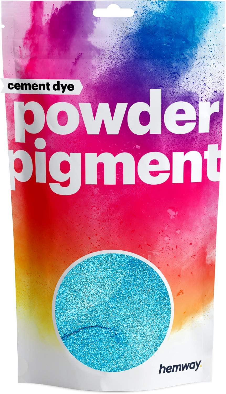Hemway - Pigmento para cementos o morteros - Ideal para enlucir y mampostear