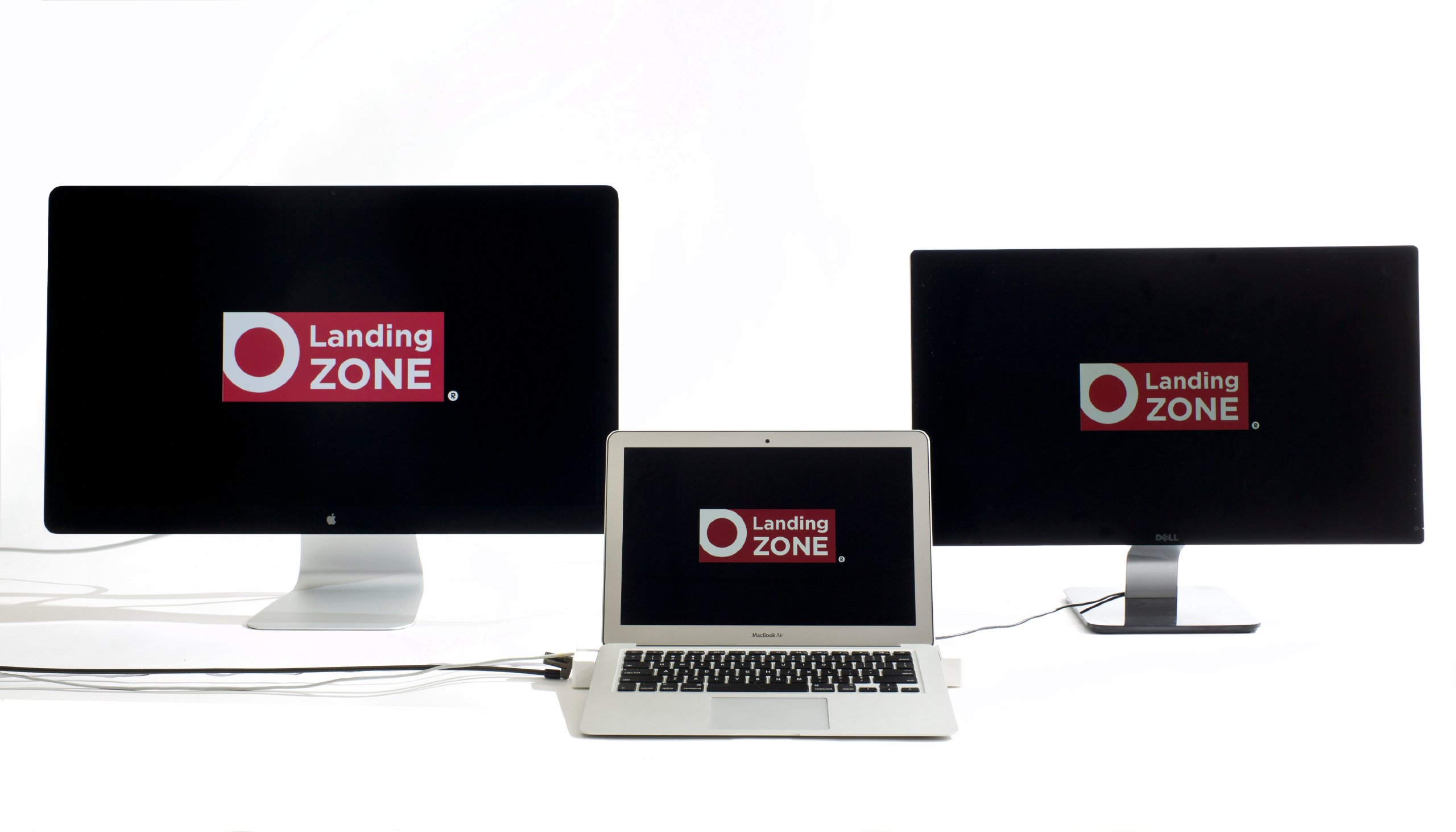 LandingZone 2.0 PRO 13'' Secure Docking Station for 13-inch MacBook Air Model A1466 Released 2012 - 2015