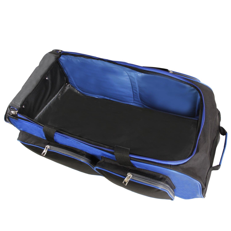 Fila 26'' Lightweight Rolling Duffel Bag, Blue, One Size by Fila (Image #5)