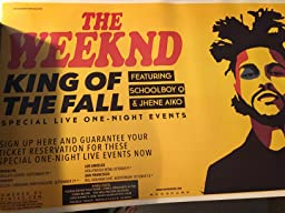 king of the fall poster