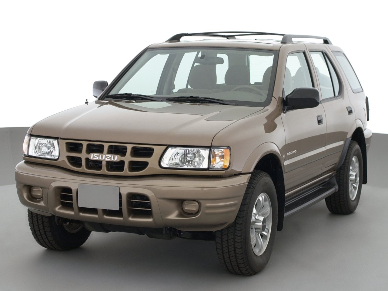 Amazon com: 2001 Isuzu Trooper Reviews, Images, and Specs