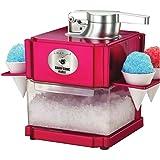 CF HomeEdition Snowcone / Slushie Maker, hielo picado, bebidas de hielo, máquina de hielo triturado