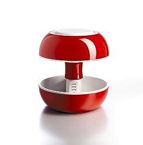 Joyo Lampada Da Tavolo LED Classic Rosso