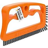 FUGINATOR® voegenborstel - reinigingsborstel voor voegenreiniging in badkamer, toilet, keuken enz. - reiniging van wand…