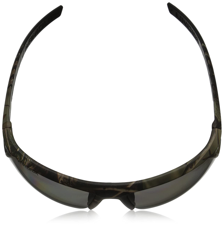 Under Armour Mens Battlewrap Ballistic 8630081-010190 Sunglasses