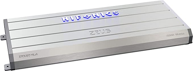 Hifonics Zeus Car Amplifier (ZRX1016.4)