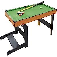 ColorBaby American Pool Table Folding Biljart Tafel