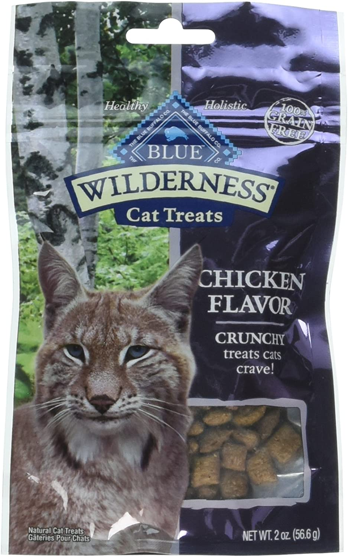 Blue Buffalo Wilderness CAT TRT CHKN SQ 2Z