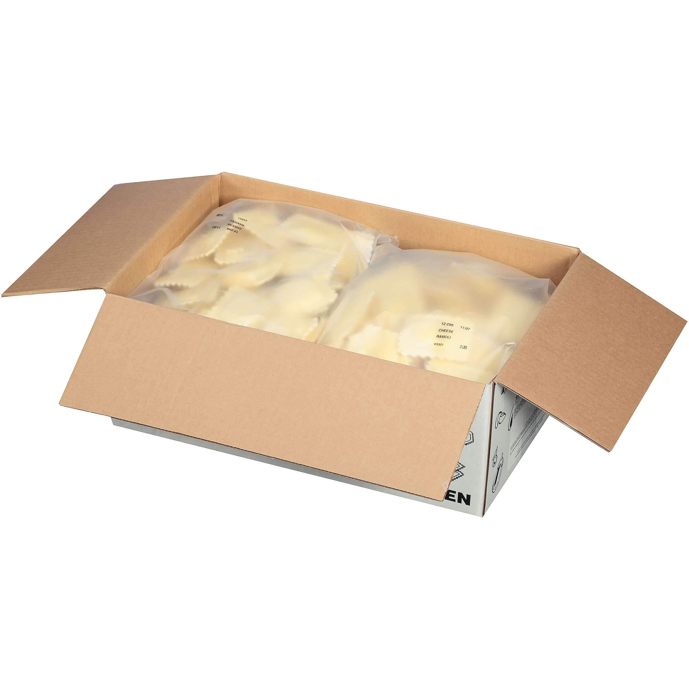 Joseph's Gourmet Pasta Cheese Ravioli 3 lb (Pack of 4)