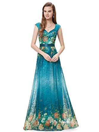 Ever Pretty Womens Formal Spring Summer Wedding Guest Dress 12 Us