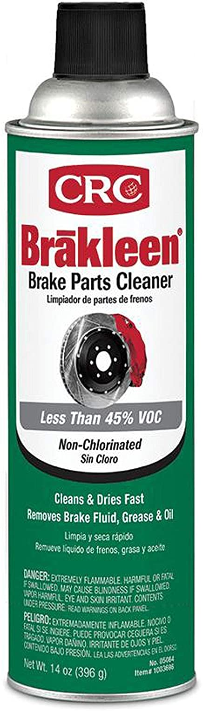 CRC Brakleen Non-Chlorinated Brake Parts Cleaner