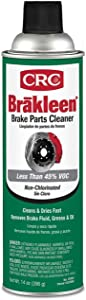 CRC 20 oz 05084 Brakleen Non-Chlorinated Brake Parts Cleaner-14 oz