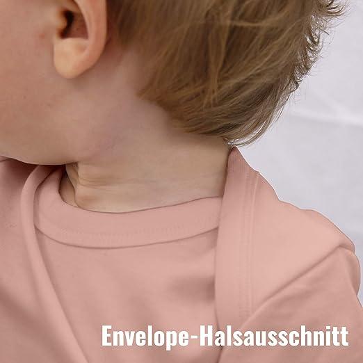 - Baby Jungen M/ädchen T-Shirt Kurzarm M/ädchen MIA Punkte Bunt Kinderzeuch Name