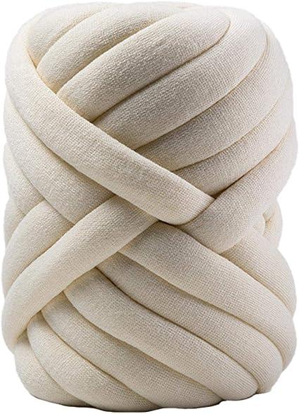 pelote de laine a tricoter pour tapis