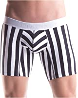 Mundo Unico Cotton Medium Boxer Briefs Stripes Colombian Underwear for Men