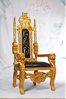 Surprising Amazon Com Tiffany Queen Royal Party Loveseat Throne Chair Gamerscity Chair Design For Home Gamerscityorg