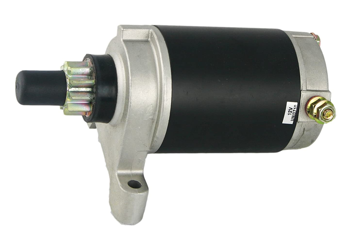 Oregon 33-713 Electric Starter Motor Tecumseh Part Numbers 37425 and 36914
