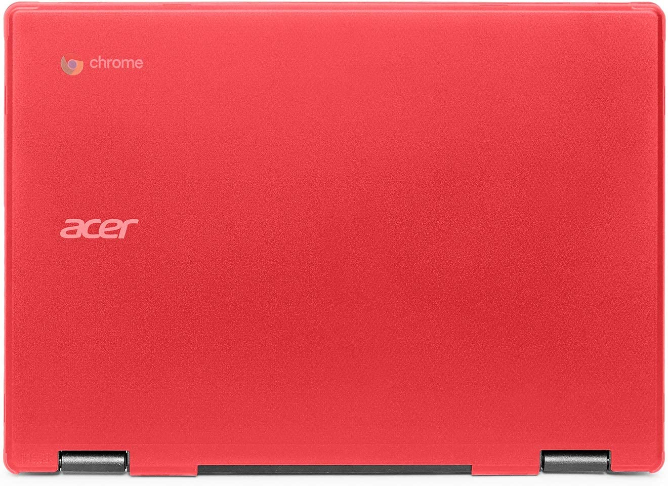 "mCover Hard Shell Case for 2019 11.6"" Acer Chromebook Spin 511 R752T Series (NOT Compatible with Acer C11 C720 / C721 / C730 / C731 / C732 / C771 / C740 / CB3-111 / CB3-131,etc) (Red)"