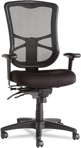 Alera Elusion Series Mesh High-Back Multifunction Chair