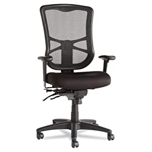 Alera Elusion Mesh High-Back Multifunction Chair