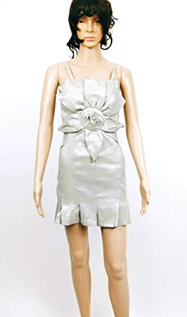 Silver Party Dresses for Women
