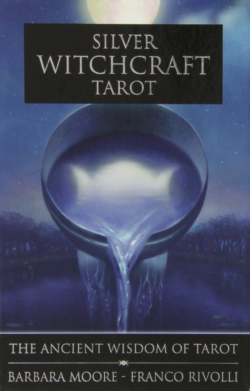 Silver Witchcraft Tarot Kit Moore, Barbara, Rivolli, Franco ...