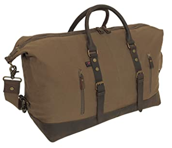 bb1f03b1df Amazon.com  Rothco Extended Weekender Bag