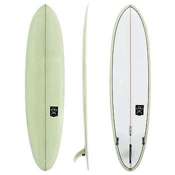 Creative Army Huevo PU Longboard Surfboard