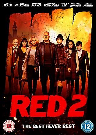 Red 2 [DVD]: Amazon.co.uk: Bruce Willis, John Malkovich, Mary ...
