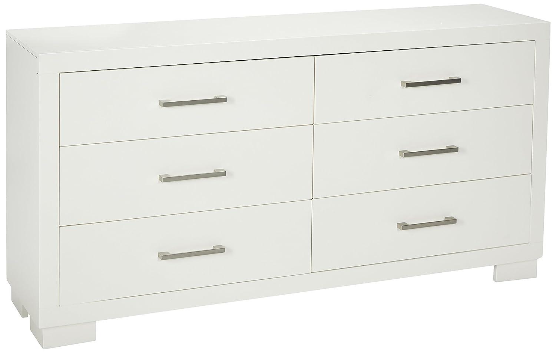 Amazon.com: Coaster Home Furnishings Contemporary Dresser ...