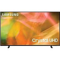 SAMSUNG 55-Inch Class Crystal UHD AU8000 Series - 4K UHD HDR Smart TV with Alexa Built-in (UA55AU8000UXEG, 2021 Model)