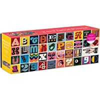 Needlepoint A to Z 1000 Piece Panoramic Puzzle