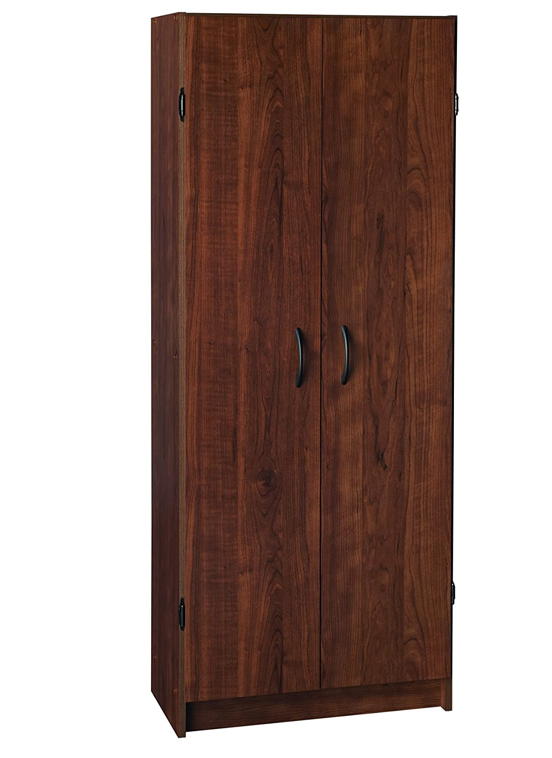 Closetmaid 1308 Pantry Cabinet Dark Cherry Furniture